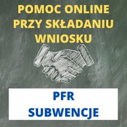 Subwencje. Pomoc online...